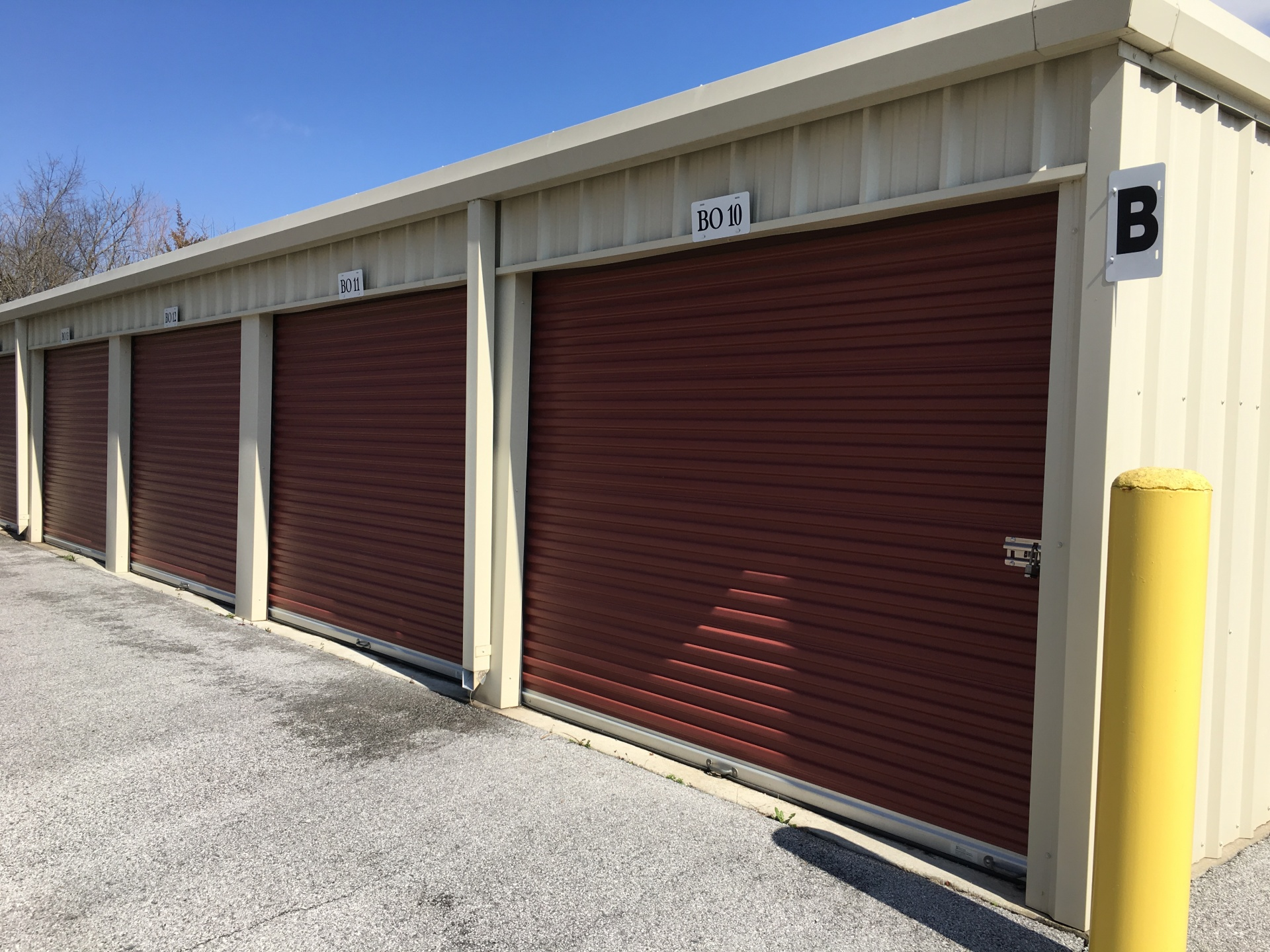 Self Storage in Northwest Arkansas